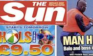 Falklands Row: Sun's Argentina Ad Warns Kirchner