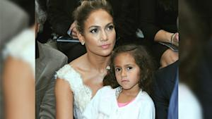 J. Lo's daughter Wears $2,410 Worth of Chanel