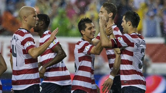 World Cup - Bocanegra backs Klinsmann after reports of disharmony