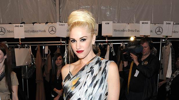 Gwen Stefani LAMB Fashion Show