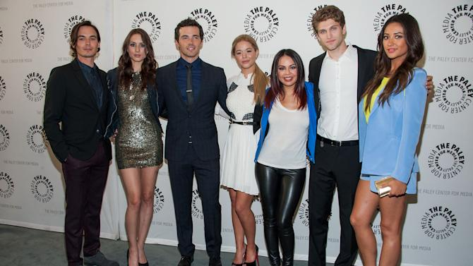 """The Paley Center For Media Presents An Evening With """"Pretty Little Liars"""" - Arrivals"""