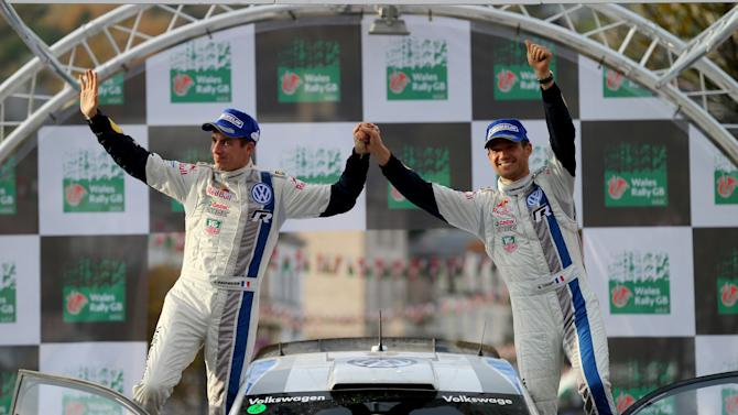 FIA World Rally Championship Great Britain - Day Four