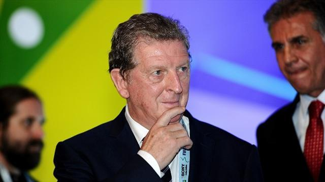 Football - Lack of time a concern for Hodgson