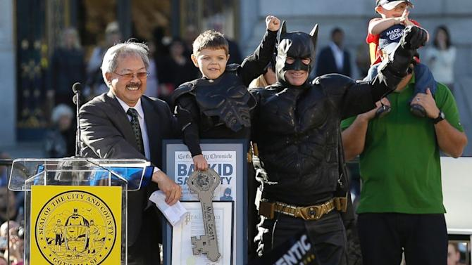 'Batkid Begins' Brings the Story of San Francisco Superhero to the Big Screen