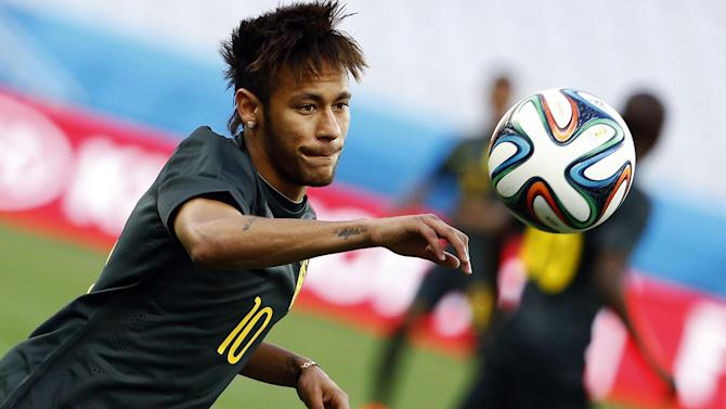 World Cup - Brazil 360: Home fans expect from Neymar in must-win opener