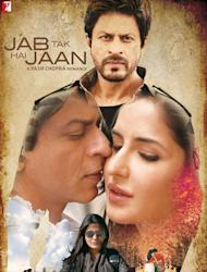 """Jab Tak Hai Jaan"" movie poster"