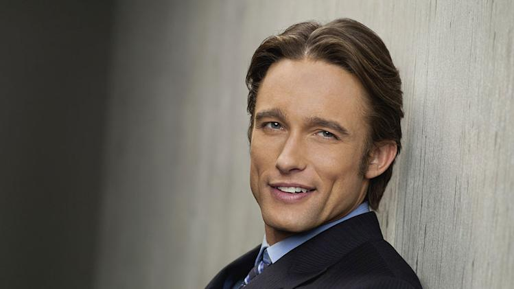 "Jay Kenneth Johnson stars as Philip Kiriakis on ""Days of Our Lives."""