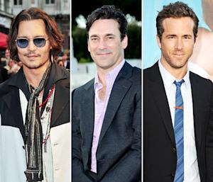 Johnny Depp, Jon Hamm, Ryan Reynolds to Guest Star on Family Guy