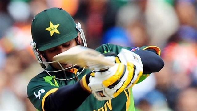 Cricket - Pakistan must not be bad losers, says Hafeez