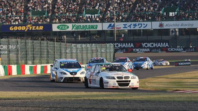 WTCC: D'Aste wins race two at Suzuka