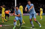 Sergio Aguero: It's my dream to match Diego Maradona's Napoli achievement with Manchester City