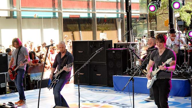Daughtry Today Show