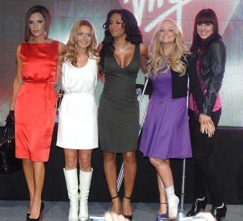 Spice Girls, The Who and Brian May thrill crowds at Olympic Closing Ceremony