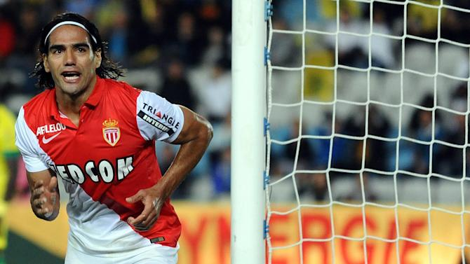 Ligue 1 - Rumours swirl as Falcao withdrawn from Monaco squad