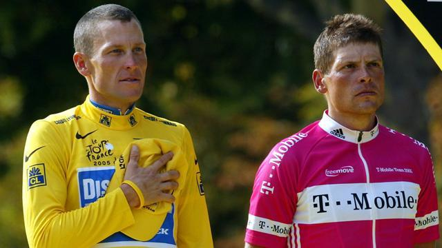 Ullrich doped due to Armstrong's success