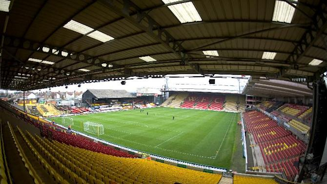 A takeover at Vicarage Road is still on the cards