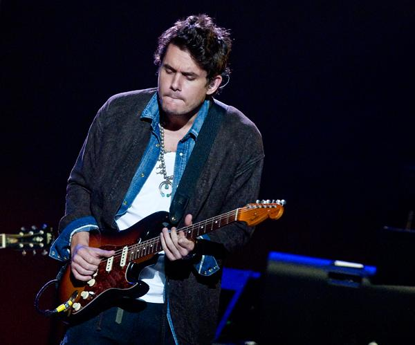 John Mayer to Play With Rolling Stones