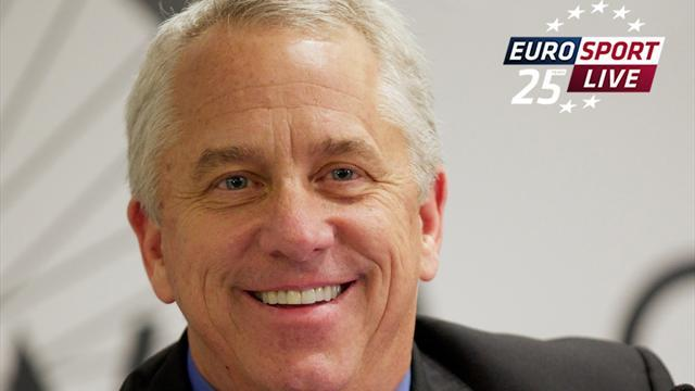 Cycling - Legend LeMond joins Eurosport as global cycling ambassador
