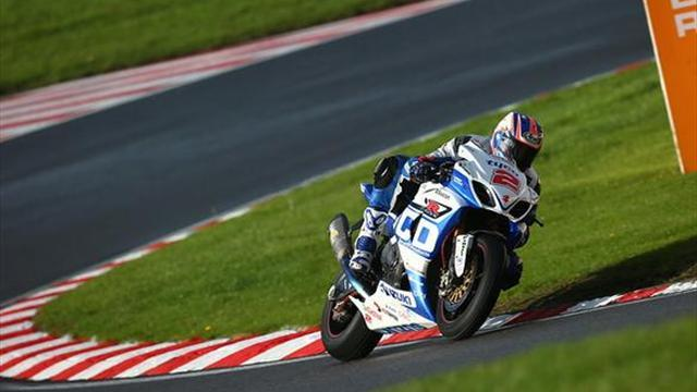 Superbikes - Brands BSB: Brookes powers through to take tight victory