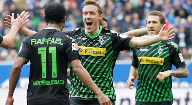 Video: Hoffenheim vs Borussia M gladbach