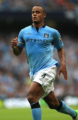 Vincent Kompany says Manchester City's team spirit remains intact