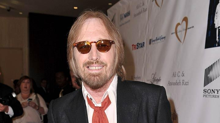 Tom Petty Golden Heart Awards