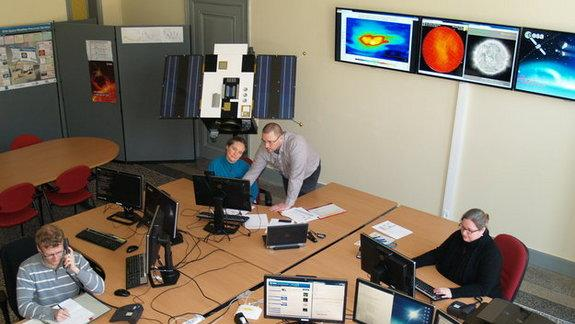 Europe's New Space Weather Center to Track Sun Storms