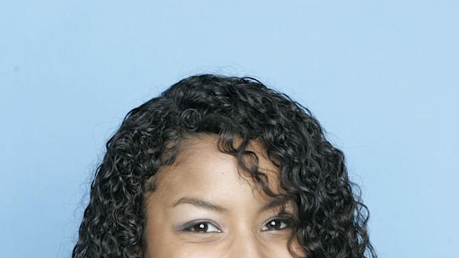"""Lisa Tucker from Anaheim, CA, is one of the contestants on Season 5 of """"American Idol."""""""