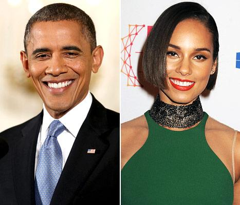 Alicia Keys, Katy Perry to Appear at President Barack Obama's Kids' Inaugural Concert, Inaugural Balls