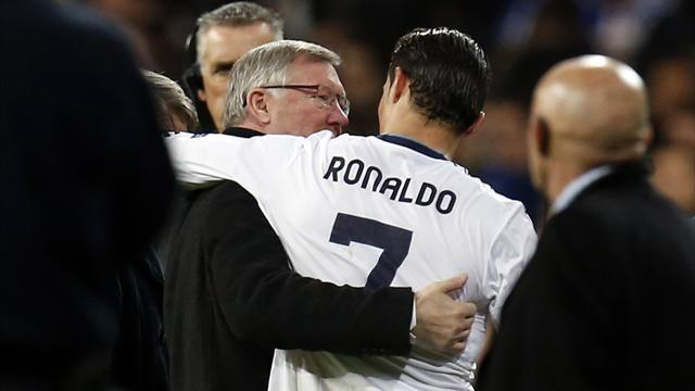 Champions League - Fergie: United won't fear Ronaldo