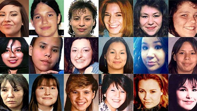 RCMP says 7 of 10 female aboriginal homicides committed by aboriginal offenders