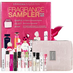 SEPHORA Fragrance Sampler For Her