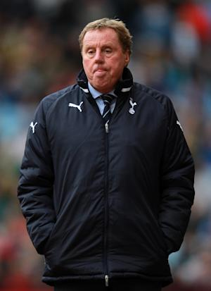 Harry Redknapp would be interested in international management