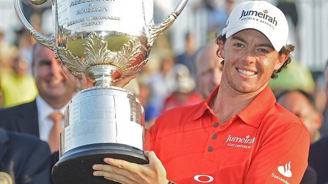Golf - 2012: Review of the Year
