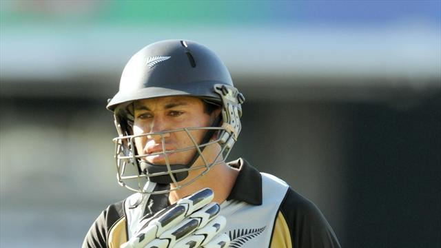 Cricket - Black Caps welcome back Taylor