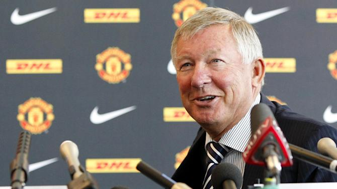 Sir Alex Ferguson may be clocking up less airmiles in future