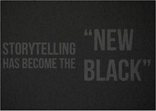 Can Storytelling Differentiate a PR Agency? image Storytelling becomes the new black