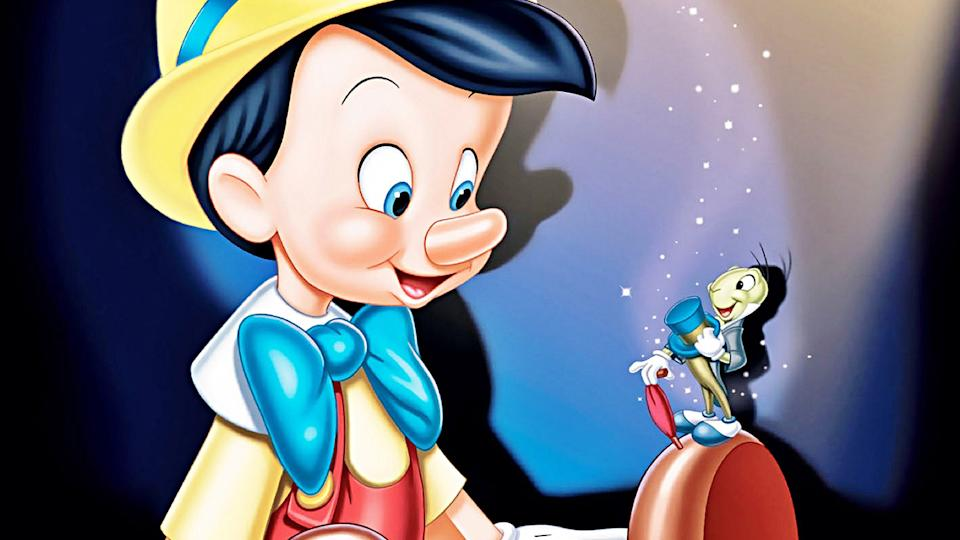 Pinocchio Latest Disney Animated Movie Going Live-Action