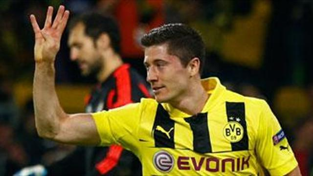 Serie A - Napoli made Lewandowski bid