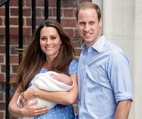 Kate Middleton, Prince William Announce Royal Baby Name, Leave London: Today's Top Stories