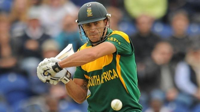 Cricket - Superb chase hands South Africa victory over Australia