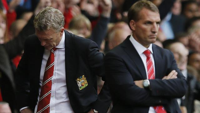 Premier League - Managers: Moyes says United played 'very well' against Liverpool