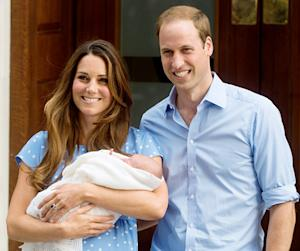 "Royal Baby Name George Alexander Louis ""Not Meant to Be Symbolic"""
