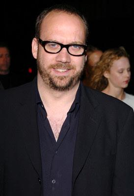 Paul Giamatti at the Beverly Hills premiere of Fox Searchlight's Sideways