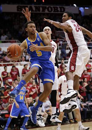 UCLA's Adams, Anderson handed one-game suspensions