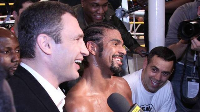 Haye calls out Vitali, refuses to fight in 'dangerous' Ukraine