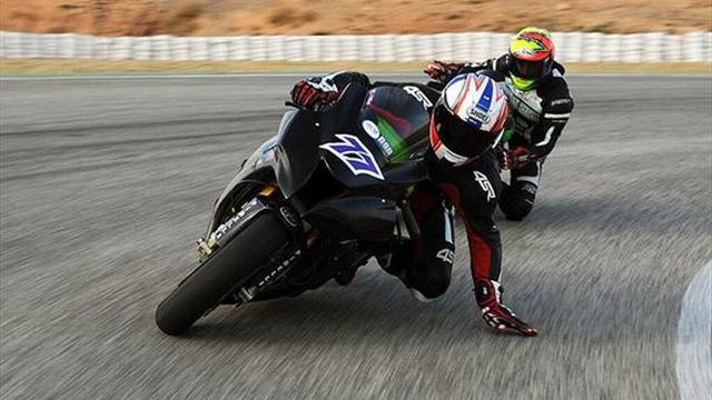Superbikes - Successful Cartagena test for Ellison