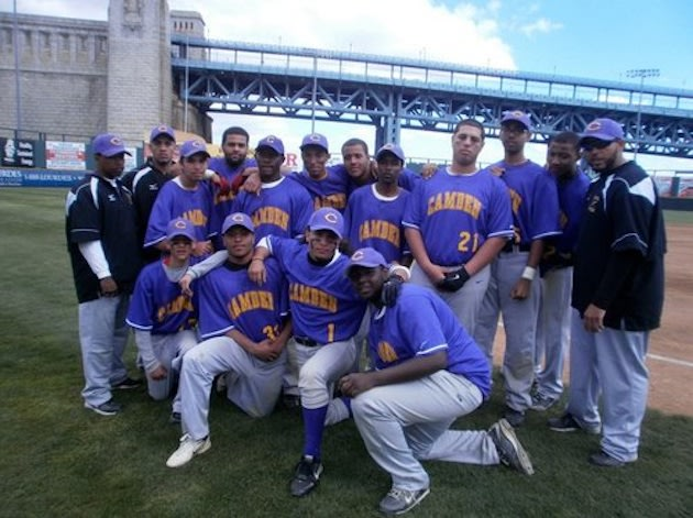 The Camden High School baseball team — BeRecruited