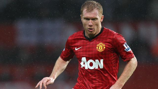 Premier League - Scholes secretly takes charge of Conference North team