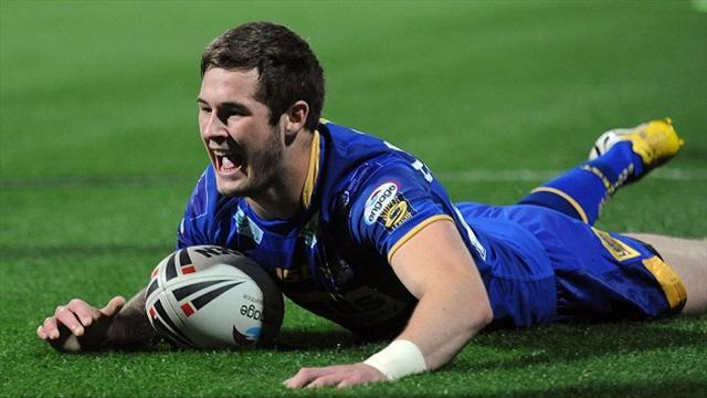 Rugby League - Hardaker wants full-back berth
